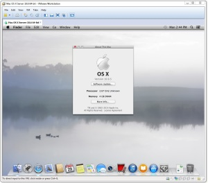 OSX10.9.5